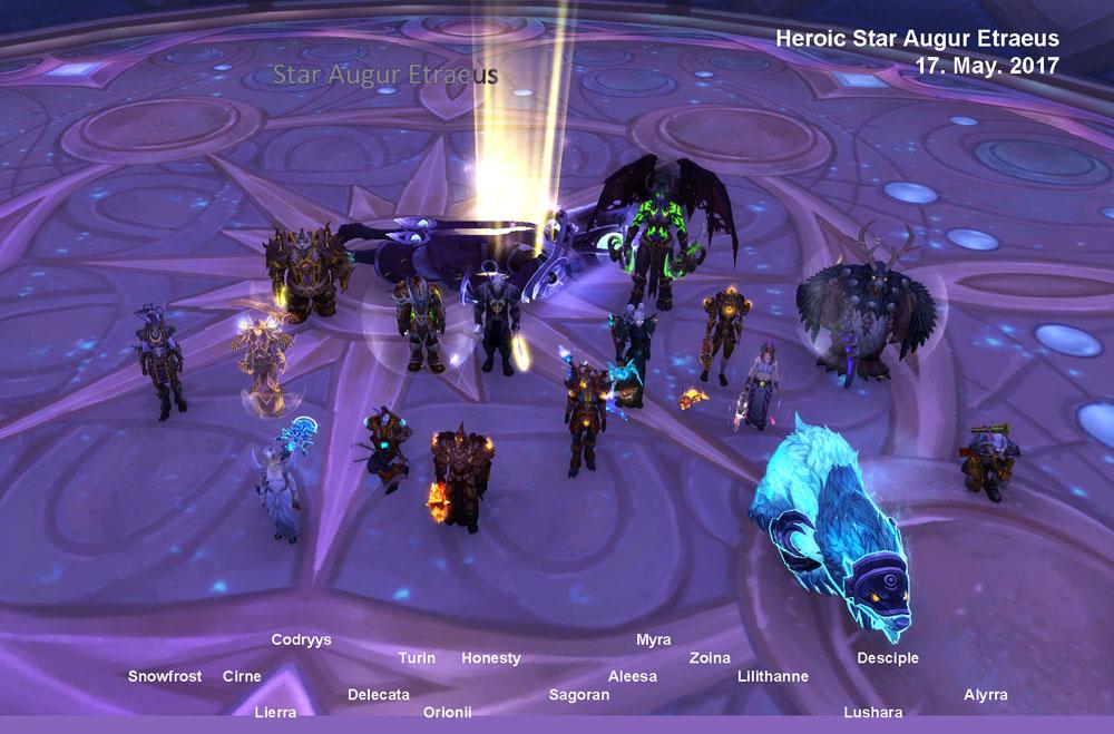 Heroic Star Augur first kill