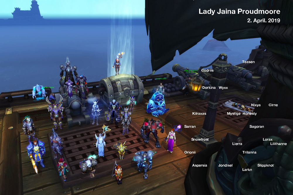 "Jaina ""kill"" shot"