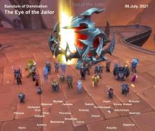 Eye of the Jailer Kill shot