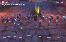Heroic Mekkatorque kill shot